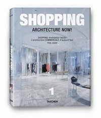 bokomslag Shopping Architecture Now!