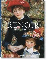 bokomslag Renoir - Maler des Glücks 1841 - 1919