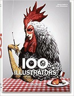 bokomslag 100 Illustrators