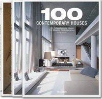 bokomslag 100 Contemporary Houses