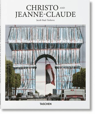 bokomslag Christo and Jeanne-Claude