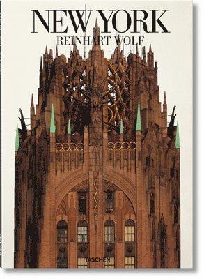 bokomslag Reinhart wolf - new york