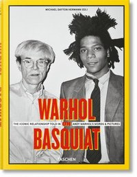 bokomslag Warhol on Basquiat. Andy Warhol's Words and Pictures