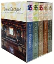 bokomslag Great Escapes Box Set