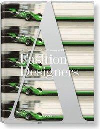 bokomslag Fashion Designers, A-Z
