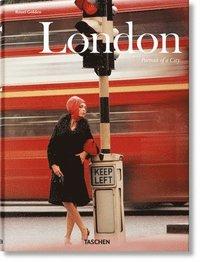bokomslag London. Portrait of a City