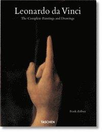 bokomslag Leonardo da Vinci. The Complete Paintings and Drawings