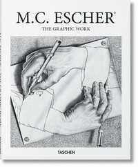 bokomslag M.C. Escher. The Graphic Work
