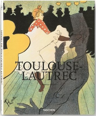 bokomslag Toulouse-Lautrec Big Art