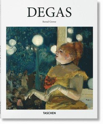 bokomslag Degas