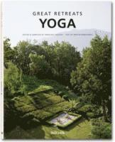 bokomslag Great retreats - yoga