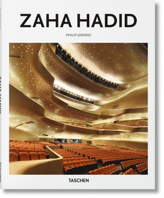 bokomslag Zaha Hadid
