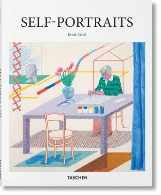 bokomslag Self-portraits