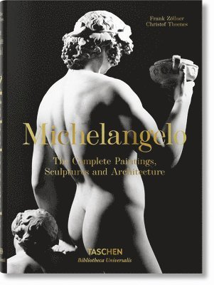 bokomslag Michelangelo. The Complete Paintings, Sculptures and Arch.