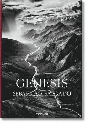 bokomslag Sebastiao Salgado. GENESIS