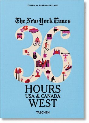 36 Hours - USA & Canada, West