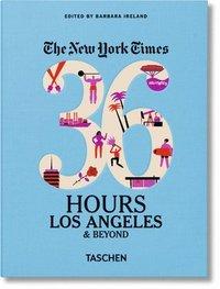 bokomslag NYT. 36 Hours. Los Angeles & Beyond