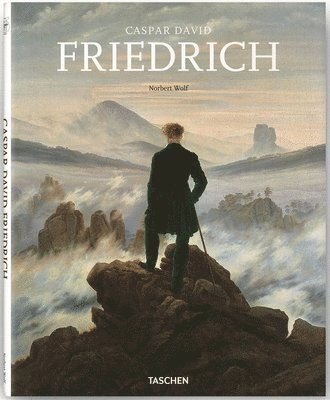 bokomslag Caspar David Friedrich