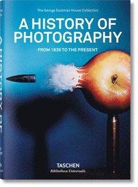bokomslag A History of Photography