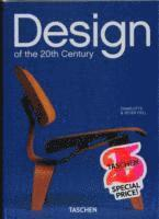 bokomslag Design of the 20th century