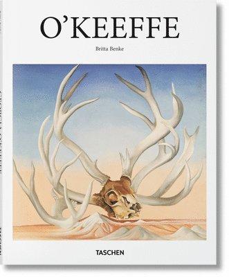bokomslag O'Keeffe
