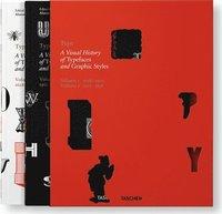 bokomslag Type: a Visual History of Typefaces 2 Vol