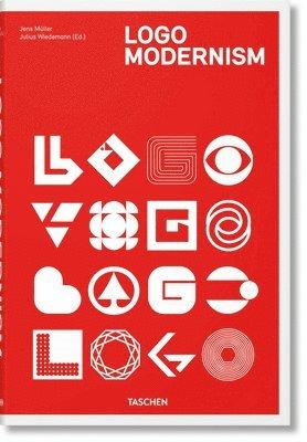 bokomslag Logo Modernism