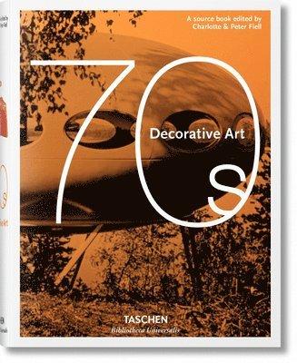 bokomslag Decorative Art 70's