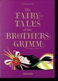 bokomslag The Fairy Tales of the Brothers Grimm