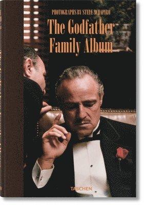bokomslag The Godfather Family Album Hardcover