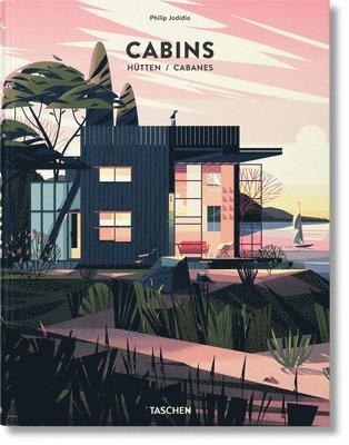 bokomslag Cabins
