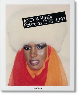 bokomslag Andy Warhol, Polaroids