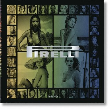 bokomslag 50 years of pirelli calendar
