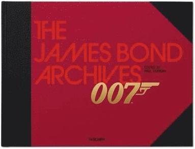 bokomslag The James Bond Archives