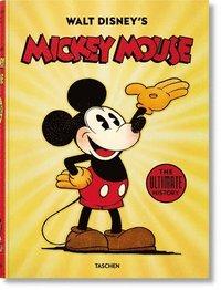 bokomslag Walt Disney's Mickey Mouse. The Ultimate History