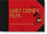 bokomslag The Walt Disney Film Archives. The Animated Movies 1921-1968