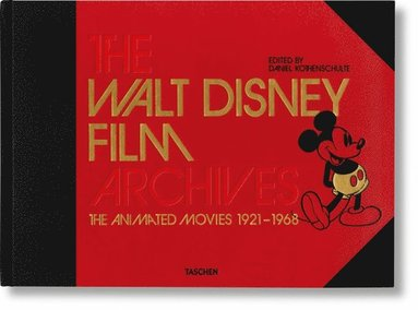bokomslag The Walt Disney Film Archives: The Animated Movies 1921-1968