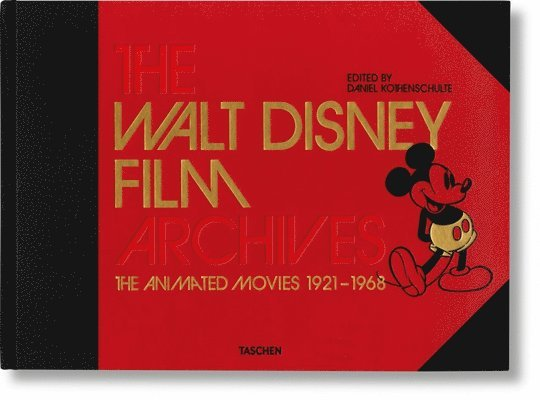 The Walt Disney Film Archives. The Animated Movies 1921-1968 1