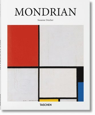 bokomslag Mondrian