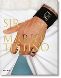 bokomslag Mario Testino: Sir
