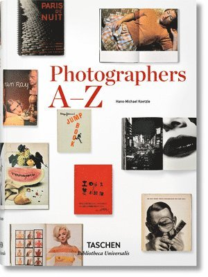 bokomslag Photographers A-Z