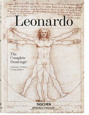 bokomslag Leonardo Da Vinci: The Graphic Work