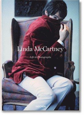 bokomslag Linda McCartney. Life in Photographs