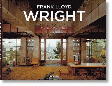 bokomslag Frank Lloyd Wright