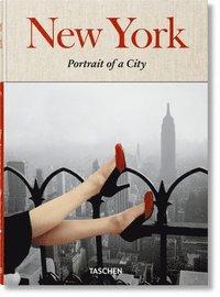 bokomslag New York. Portrait of a City