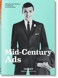 bokomslag Mid-Century Ads
