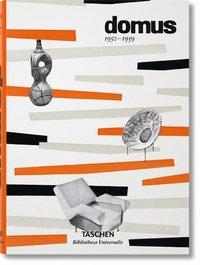 bokomslag domus 1950s