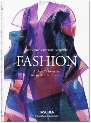 bokomslag Fashion History