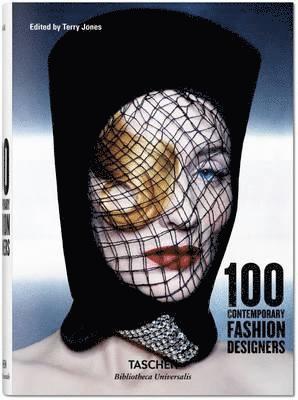bokomslag 100 Contemporary Fashion Designers