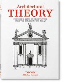bokomslag Architectural Theory